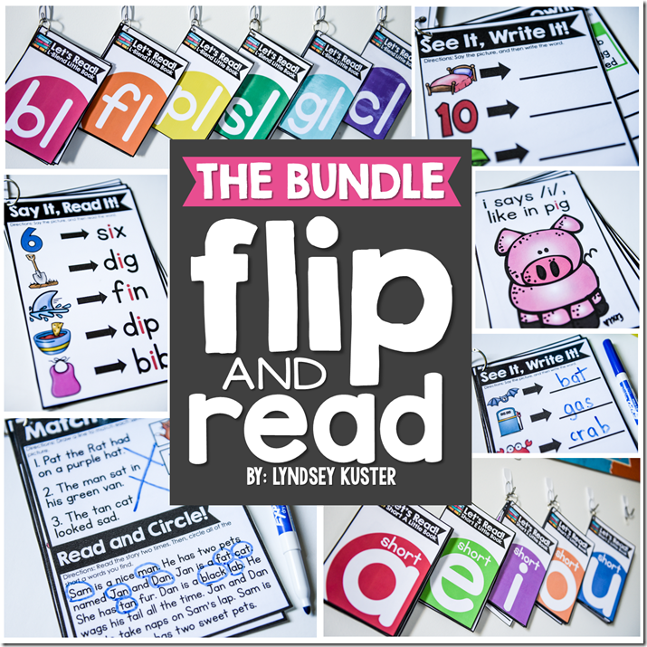 flip and read the bundle