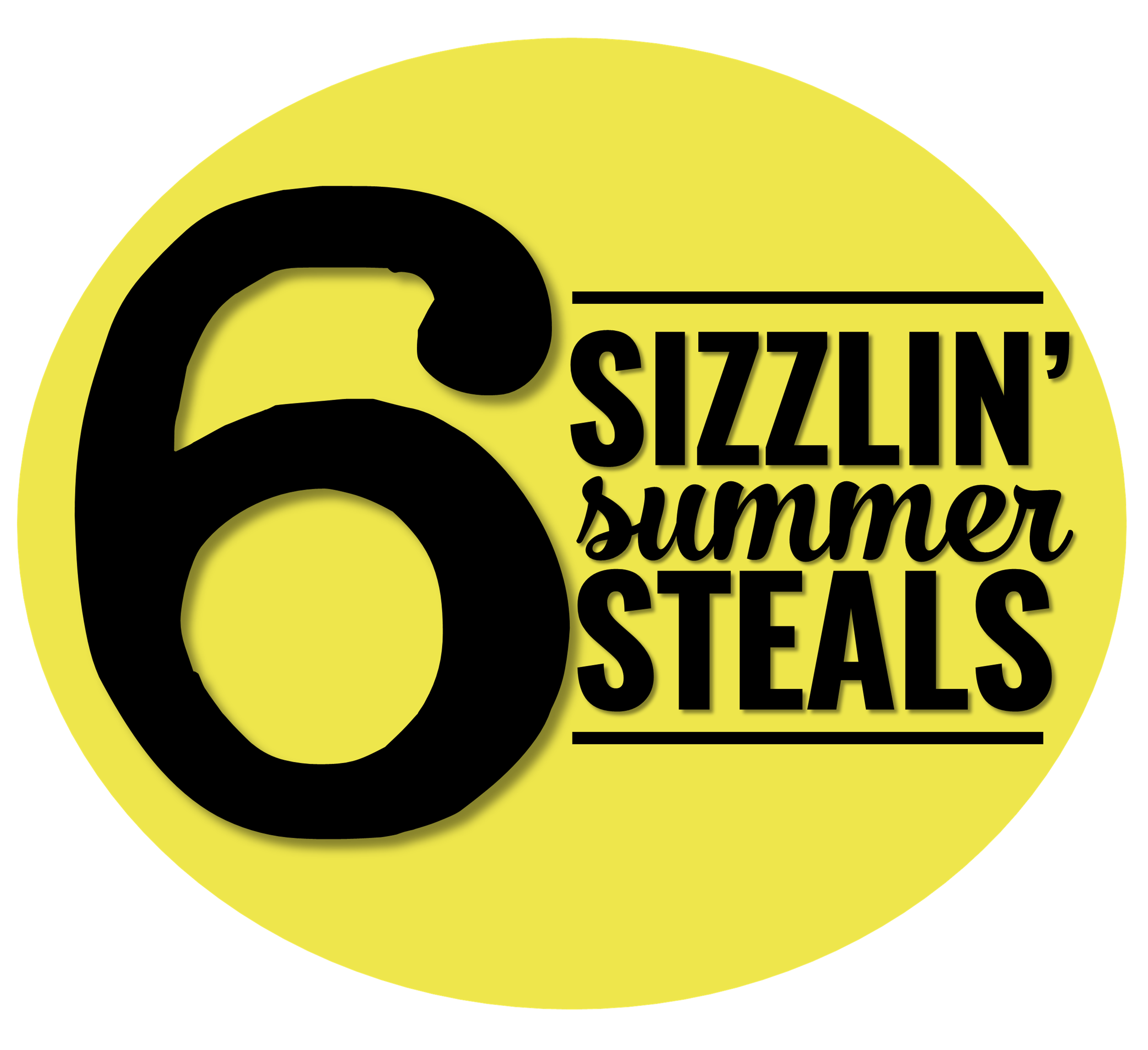 Top Image - 6 Sizzlin' Summer Steals