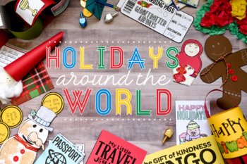 Holidays Around the World (free download)